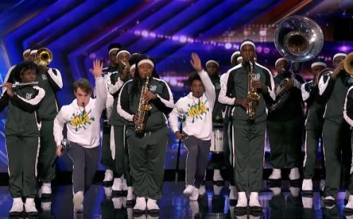 High School Band Audition Highlights in America's Got Talent (AGT) 2020