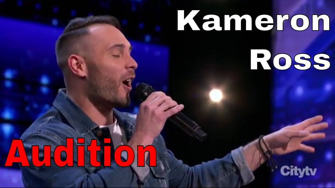 Kameron Ross Audition Highlights in America's Got Talent (AGT) 2020