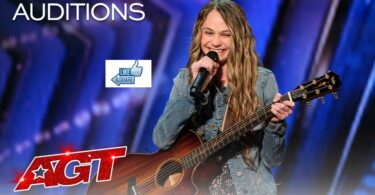 Kenadi Dodds Audition Highlights in America's Got Talent (AGT) 2020