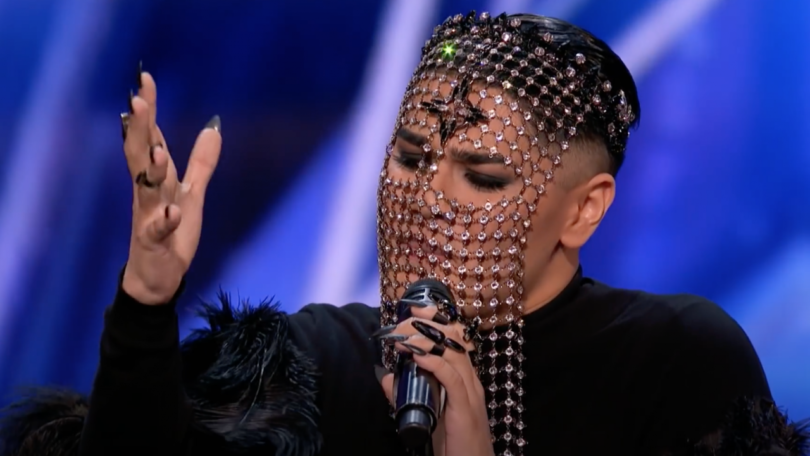 Sheldon Riley Audition Highlights in America's Got Talent (AGT) 2020