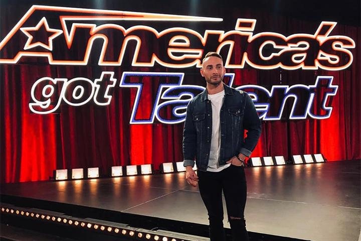 Vote for Kameron Ross America Got Talent (AGT) 18 August 2020 Quarterfinal Voting App Toll-Free Text Number Online