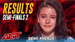 AGT 2020 Dunkin Save Voting Results Episode 16 September 2020 Elimination Who Won Tonight