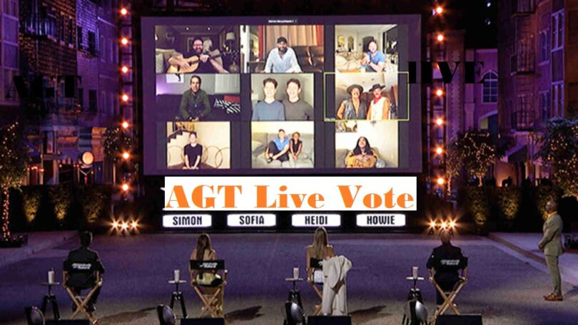 America's got Talent 2020 Semifinal 1 Voting Votes Toll-free Numbers AGT Episode 8 September 2020 Online
