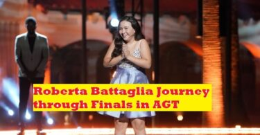 Roberta Battaglia Journey through Finals of America's got talent 2020 Show