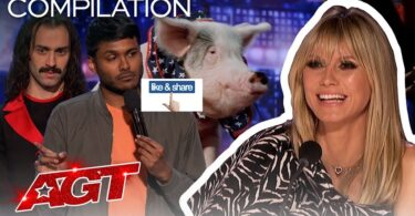 Auditions That Thrilled Heidi Klum in America's Got Talent