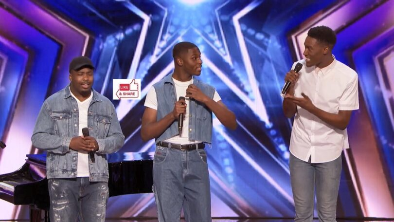 1aChord Audition Highlights in America's Got Talent (AGT) 2021