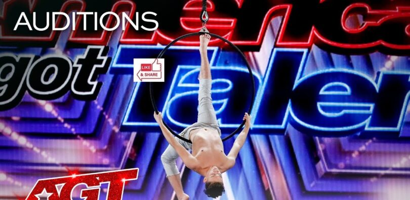 Aidan Bryant Audition Highlights in America's Got Talent (AGT) 2021