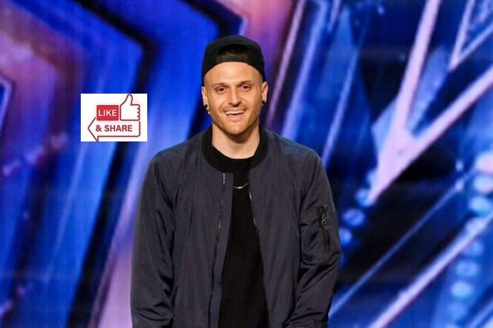 Dustin Tavella Audition Highlights in America's Got Talent (AGT) 2021