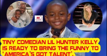 Hunter Kelly Audition Highlights in America's Got Talent (AGT) 2021