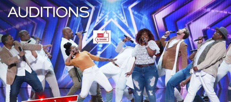 Inspirational Singers Audition Moment in America's Got Talent (AGT) 2021