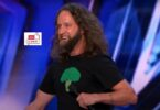 Josh Blue Audition Moment in America's Got Talent (AGT) 2021