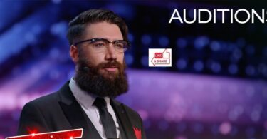 Peter Antoniou Audition Highlights in America's Got Talent (AGT) 2021