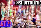 Shuffolution Audition Highlights in America's Got Talent (AGT) 2021