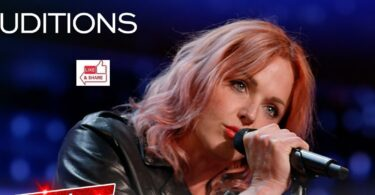 Storm Large Audition Highlights in America's Got Talent (AGT) 2021