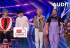 The Other Direction Audition Moment in America's Got Talent (AGT) 2021
