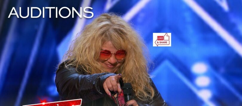 Anica Audition Highlight in America's Got Talent (AGT) 2021