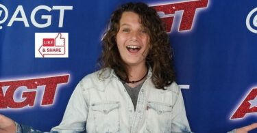 Dylan Zangwill Audition Highlight in America's Got Talent (AGT) 2021