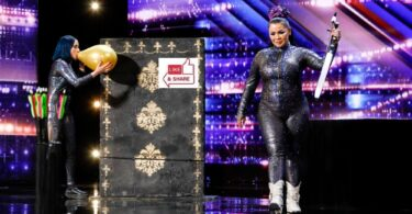 Gigi Deluxe and Devon Audition Highlights in America's Got Talent (AGT) 2021