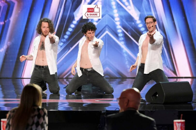 Lewberger Audition Highlight in America's Got Talent (AGT) 2021