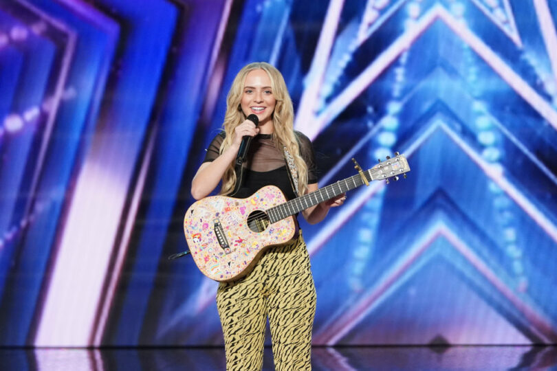 Madilyn Bailey Audition Highlights in America's Got Talent (AGT) 2021