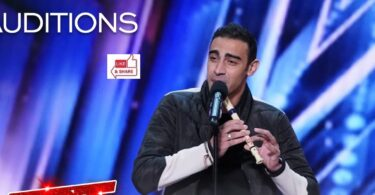 Medhat Mamdouh Audition Highlight in America's Got Talent (AGT) 2021