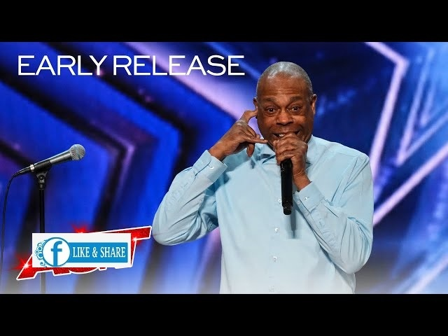 Michael Winslow Audition Highlights in America's Got Talent (AGT) 2021