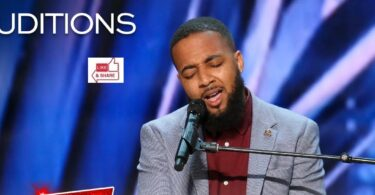 Ray Singleton Audition Highlights in America's Got Talent (AGT) 2021