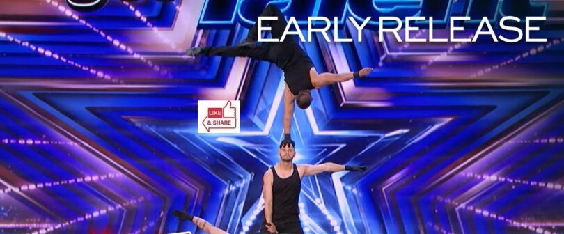 Rialcris Audition Highlights in America's Got Talent (AGT) 2021