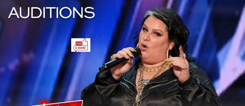 Sarah Potenza Audition Highlights in America's Got Talent (AGT) 2021