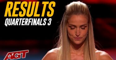 America's Got Talent (AGT) 2021 Voting Results Quarter Final 3 Elimination 25 August 2021 Semifinalist Revealed