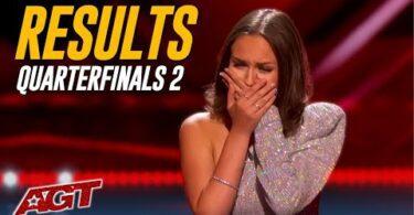 America's Got Talent (AGT) 2021 Voting Results Quarter Final Elimination 18 August 2021 Semifinalist Revealed
