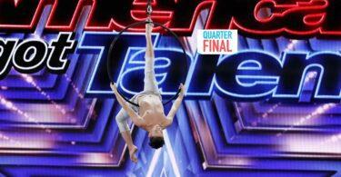 Vote Aidan Bryant America's got Talent (AGT) 2021 Quarter-Final Voting App Text Number 17 August 2021 Online
