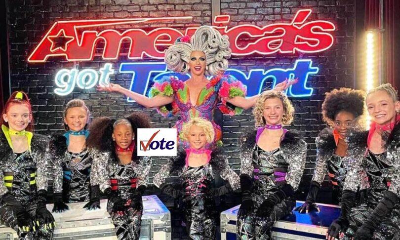 Vote Beyond Belief Dance Company America got Talent (AGT) 2021 Quarter-Final Voting App Text Number App 10 August 2021 Online