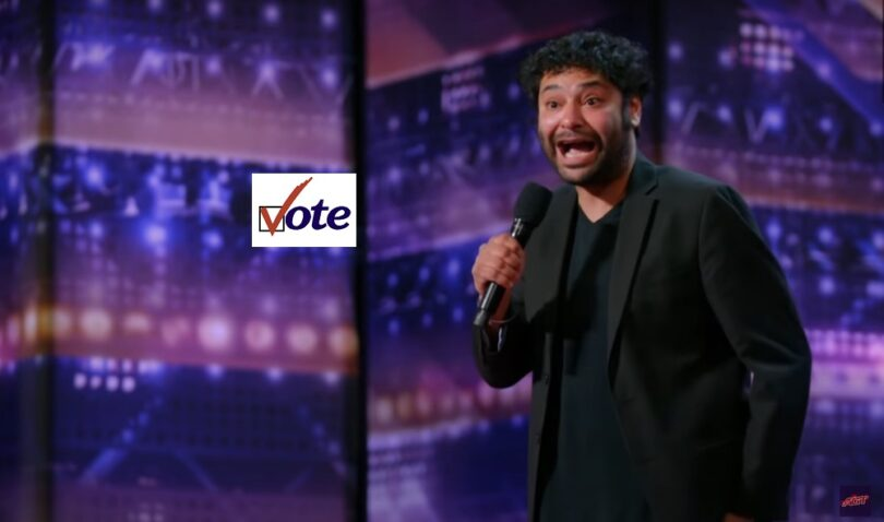 Vote Kabir Singh America got Talent (AGT) 2021 Quarter-Final Voting App Text Number App 10 August 2021 Online