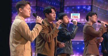 Vote Korean Soul America's got Talent (AGT) 2021 Quarter-Final Voting App Text Number 17 August 2021 Online