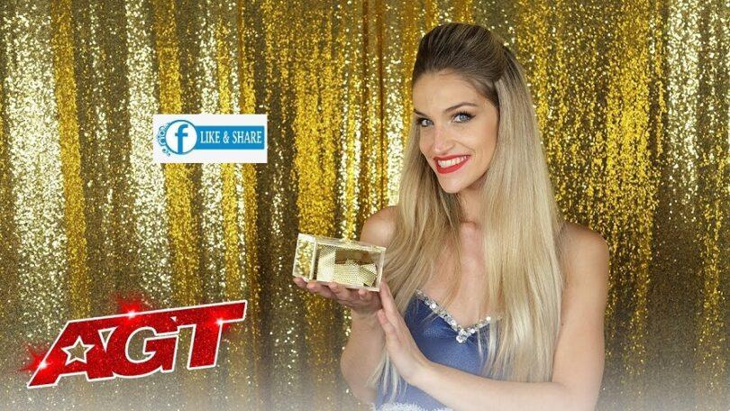 Vote Léa Kyle America got Talent (AGT) 2021 Quarter-Final Voting App Text Number 24 Aug 2021 Online