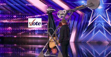 Vote Matt Johnson America got Talent (AGT) 2021 Quarter-Final Voting App Text Number App 10 August 2021 Online