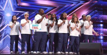 Vote Northwell Nurse Choir America's got Talent (AGT) 2021 Quarter-Final Voting App Text Number 17 August 2021 Online