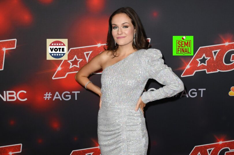 Vote Tory Vagasy America's got Talent (AGT) 2021 Semifinal Voting App Text Number 31 August 2021 Online