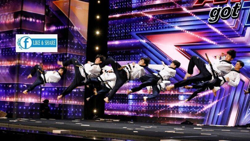 Vote World Taekwondo Demonstration Team America got Talent (AGT) 2021 Quarter-Final Voting App Text Number 24 Aug 2021 Online