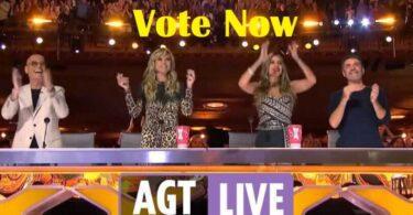 AGT 2021 Finale Episode Voting Votes 14 September 2021 How to do Vote Online