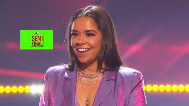 Vote Brooke Simpson America's got Talent (AGT) 2021 Semifinal Voting App Text Number 7 September 2021 Online