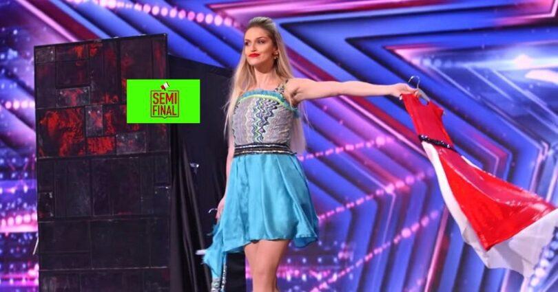 Vote Léa Kyle America's got Talent (AGT) 2021 Semifinal Voting App Text Number 7 September 2021 Online