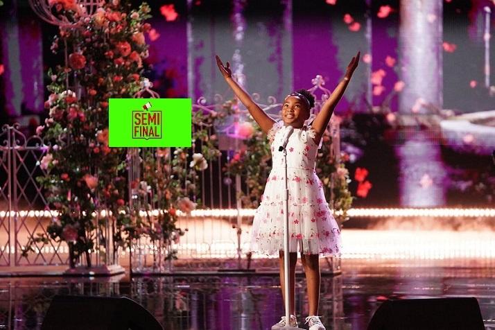Vote Victory Brinker America's got Talent (AGT) 2021 Semifinal Voting App Text Number 7 September 2021 Online